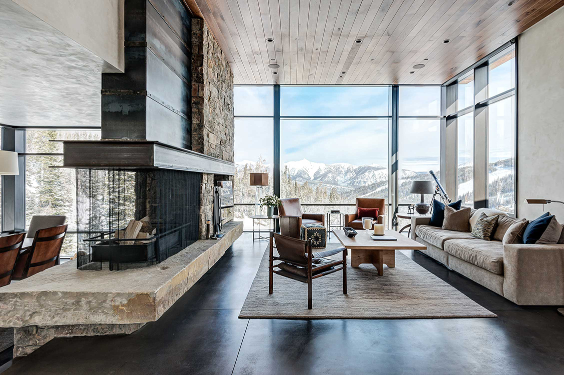 Mountain Modern. Montana U2022 Interior Design ...